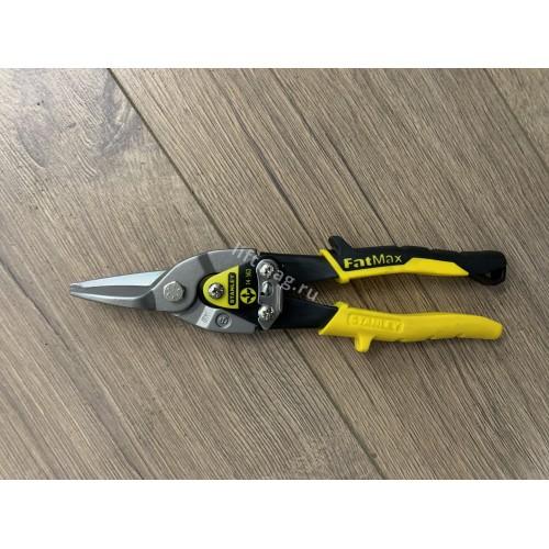 Ножницы по металлу STANLEY 14-563