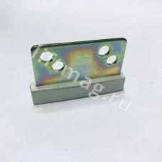 Башмак двери 4 отверстия 62х40х11 XAA237E1 LG Sigma