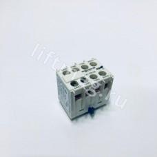 Блок доп. контактов 2HO+2H3 LA1KN22M Schneider Electric