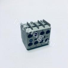 Доп контакт для контакторов 100-КFC31, 3 н.о.+ 1 н.з.,фронтальный монтаж