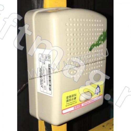 Переговорное устройство крыши кабины лифта NKT12(1-1)B1
