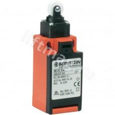 Выключатель I88-SU1Z Riw L самовозвратный щелчковый контакт с роликом d=14мм (1НО+1НЗ)