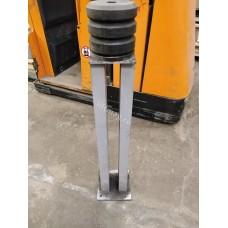 Буфер аутановый (амортизатор) с подставкой и опорой