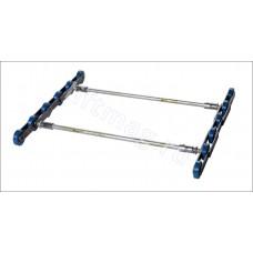 Ось ступени эскалатора Otis XO 508 pin d=12,7 мм (для ступени 800 мм)