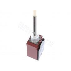 Выключатель концевой GC-SU1 FF (1НО+1НЗ) с пружинным активатором L=133 мм (металлический корпус)