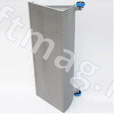 Ступень эскалатора алюм 800 мм  крашенное серебро ОТИС 506