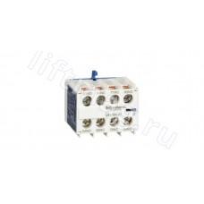 Блок контактный дополнительный к LC/LP 2 2но+2нз LA1KN22 Schneide