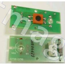 Плата модуля кнопочного ZAA9693T1 Otis