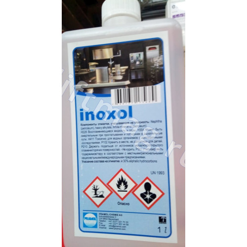 Очиститель для металла  INOXOL 1л