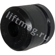 Аутановая часть буфера Ø=125 мм.