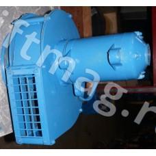 Вентилятор центробежный для двигателя 5АФ200МА6/24 МЛЗ