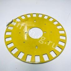Диск устройства контроля скорости УКС-1 ШПЖИ8.260.007