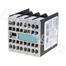 Блок доп. контактов 2HO+2H3 3RH1911-2GA22 Siemens