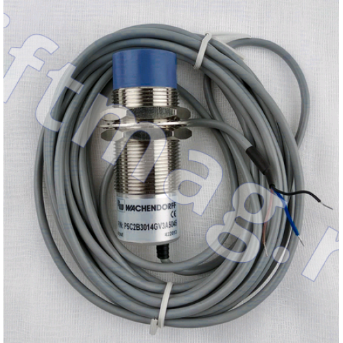 Датчик индуктивный для грузовзвешивающего устройства LMS, 6557032010, THYSSENKRUPP