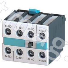 Блок доп. контактов 2HO+2H3 3RH1921-1HA22 Siemens