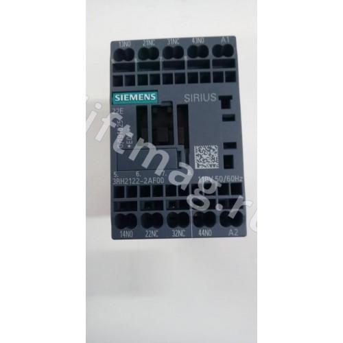 Контактор вспомогательный 2но+2нз 110V 3RH2122-2AF00 Siemens